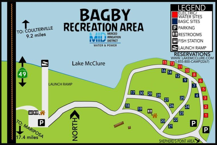 bagby campground