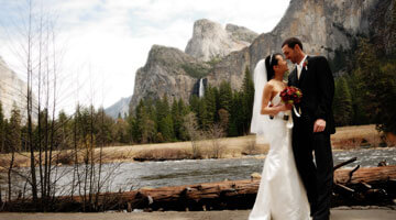 Design Your Dream Wedding in Yosemite Mariposa County