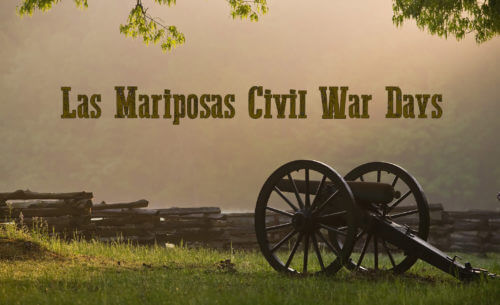 Las Mariposas Civil War Days