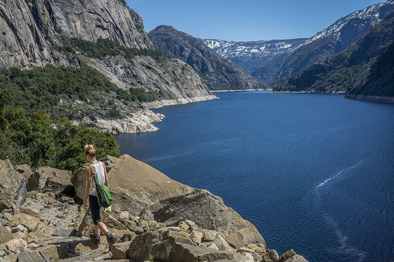 Hetch Hetchy, Hetch Hetchy Dam, Hetch Hetchy Reservoir