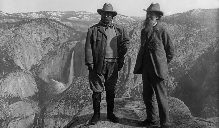 Three Days in Yosemite in John Muir's Footsteps