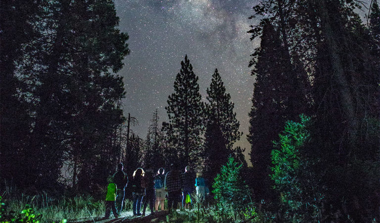 Yosemite Mariposa County Stargazing: Constellations and Cosmic Dust
