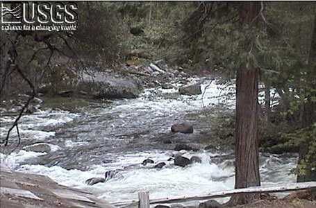 Merced River Webcam at Happy Isles