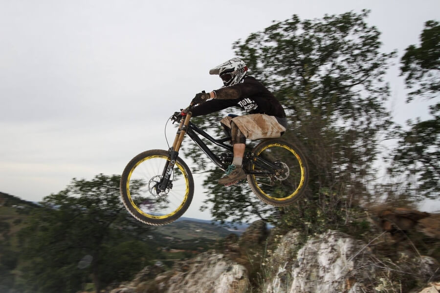 Exchequer Mountain Bike Park