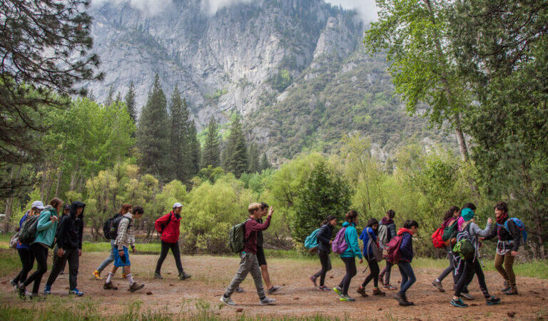 NatureBridge Launches Summer Yosemite Family Camp