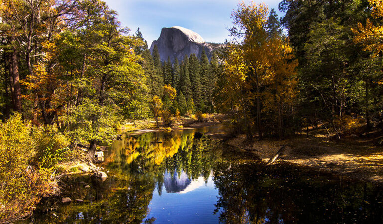 Four Fall Days in Yosemite Mariposa County