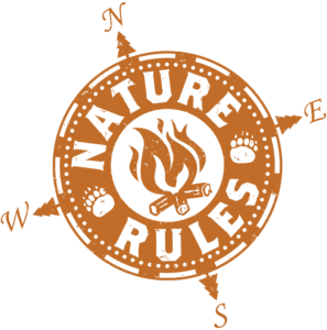 Nature Rules Fire Safety Logo