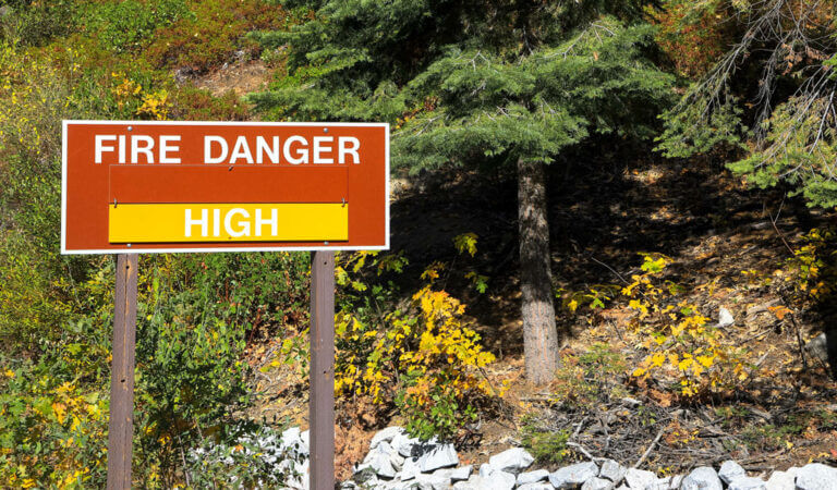 Yosemite Wildfire Prevention & Safety