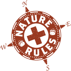 Nature Rules Fire and Safety Logo