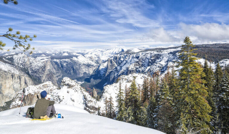 Snowshoeing in Yosemite National Park: Winter Adventure Afoot