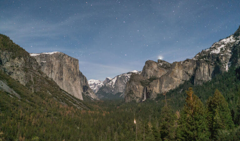 The Coolest View: Winter Stargazing in Yosemite Mariposa