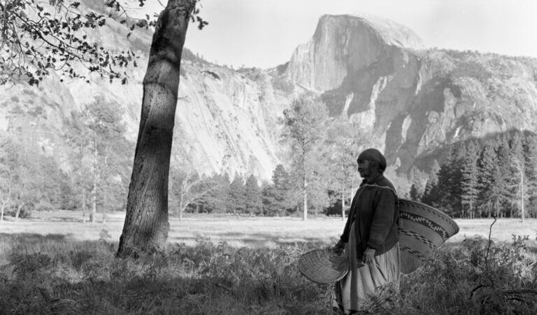 Yosemite Mariposa's First People