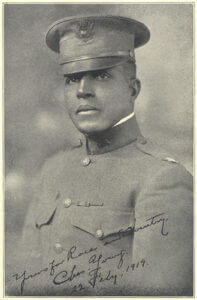 Charles Young in 1919