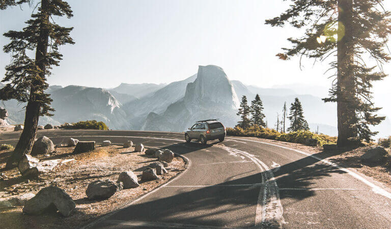 National Park Road Trip Itineraries: To Yosemite and Beyond