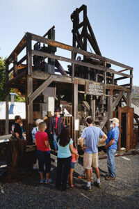 Mariposa History Center Stamp Mill