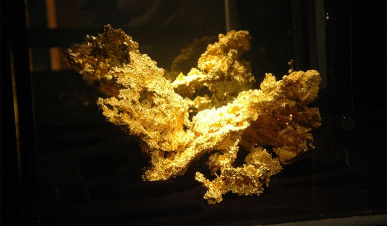 Gold Standard: California State Mining and Mineral Museum
