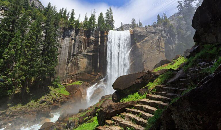 Captain Strenuous: Five Challenging Day Hikes in Yosemite Mariposa County