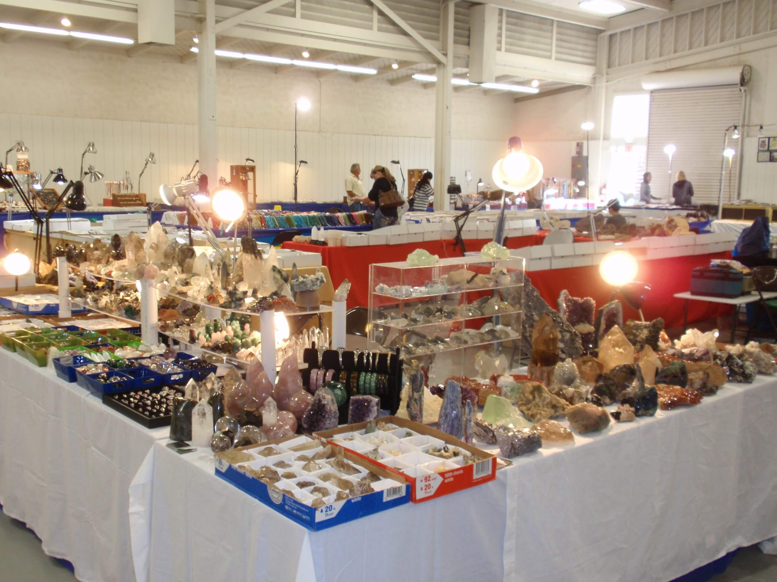 Mariposa Gem and Mineral Show